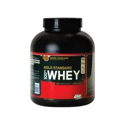 Optimum Nutrition 100% Whey Gold Standard Protein - Delicious Strawberry 2273g