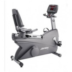 Life Fitness 95Ri Commercial Recumbent Exercise Bike