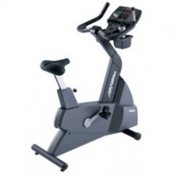 Life Fitness 9500HR Next Generation Commercial Upright Exercise Bike