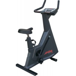 Life Fitness 9500HR Commercial Upright Exercise Bike