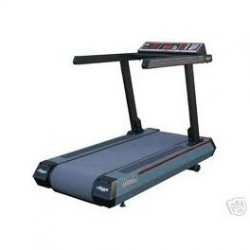 Life Fitness 9500HR Classic Flexdeck Commercial Treadmill