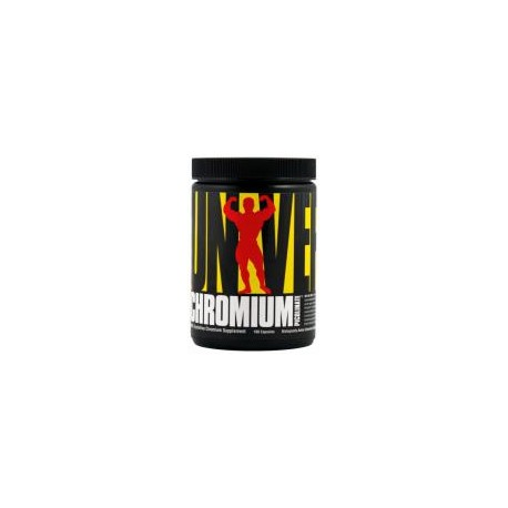 Universal Nutrition Chromium Picolinate - 100 capsules (Vitamins & Minerals, Diet, Fat Burners, Weight Loss)