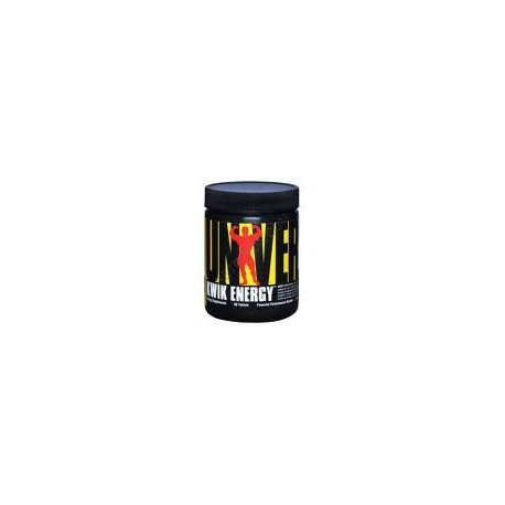 Universal Nutrition Kwik Energy - 60 tablets (Diet, Fat Burners, Weight Loss, Energy & Pre Workout)
