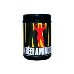 Universal Nutrition 100% Beef Aminos - 200 tablets (Amino Acids)