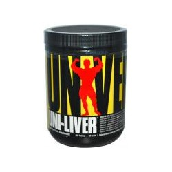 Universal Nutrition Uni-Liver - 250 tablets (Amino Acids & BCAAs)