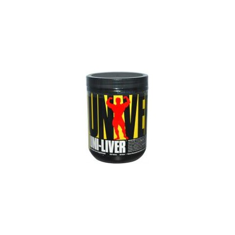 Universal Nutrition Uni-Liver - 250 tablets (Amino Acids & BCAAs)