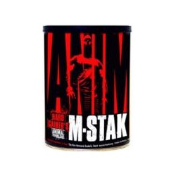 Universal Nutrition Animal M-Stak - 21 packs (Testosterone Support, Energy & Endurance, Libido & Immune Function)