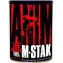 Universal Nutrition Animal M-Stak - 21 packs (Testosterone Support, Energy & Endurance, Libido & Immune Function)