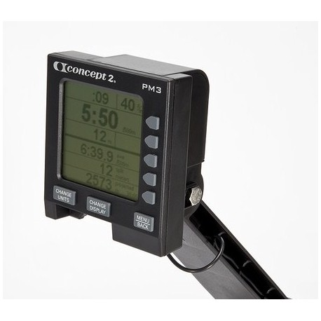 Concept 2 Rowing Machine Replacement PM3 Monitor (NEW monitor only)
