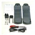 Concept 2 Rowing Machine Model B Flexfoot Retrofit Kit (toepiece, flexfoot, footstraps, handle hook)