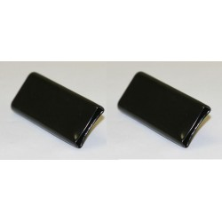 Concept 2 model B rowing machine handle hook rubber covers (sleeves) pair