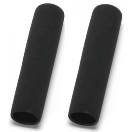 Concept 2 rowing machine wooden handle replacement foam grips (pair)
