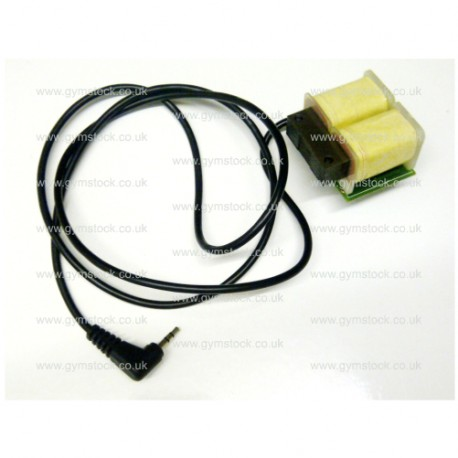 Concept 2 rowing machine replacement power generator assembly monitor cable with sensor (model D and E rowers)