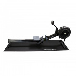 Concept 2 Rowing Machine Floor Mat (BLACK) Model A, B, C, D, and E Rowers
