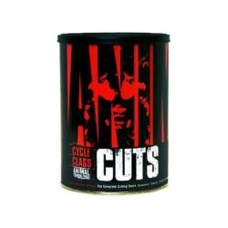 Universal Nutrition Animal Cuts - 42 packs (Fat Burner, Weight Loss, Diet, Energy)