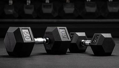 dumbbells Carmarthen weights
